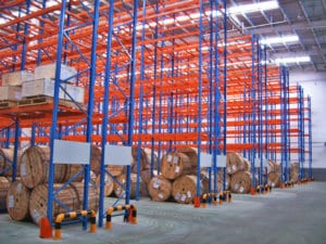 Selective Pallet Racking, Advanced Handling & Storage Ltd, Second Hand Pallet Racking